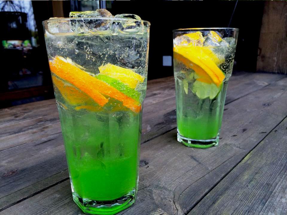 Zimne napoje / Cold drinks