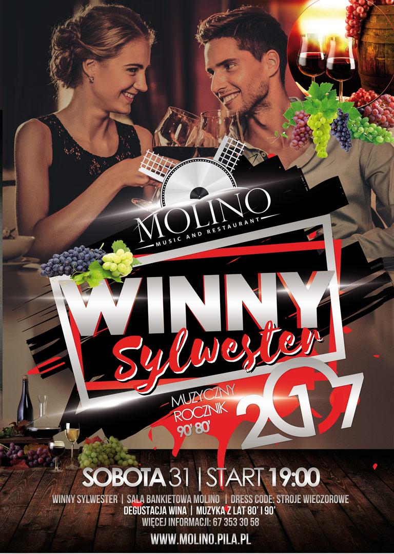Winny Sylwester 2016/2017 w MOLINO