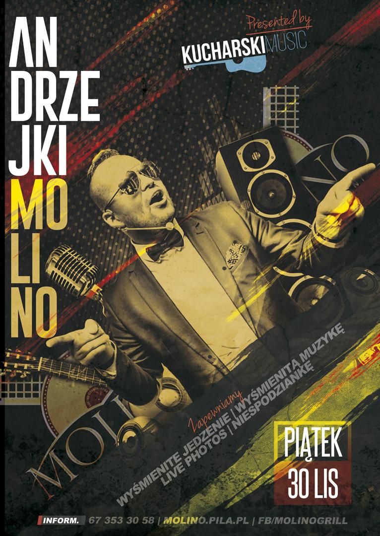 Andrzejki w Molino z Kucharski Music